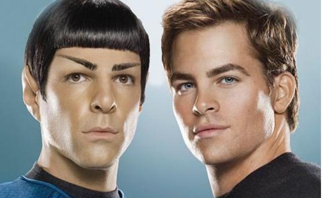 """, Neue Alt-Gedanken zu """"Star Trek 12"""""""