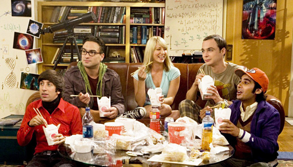 ", ""Big Bang Theory"" – Das Review der Sitcom"