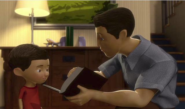 Werde Jehovas Freund, Zeugen Jehovas gegen Pixar: Ein Indoktrinationsvideo im Review
