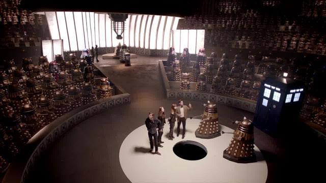 "asylum of the daleks review, Doctor Who – 7.01 – ""Asylum of the Daleks"" Review"