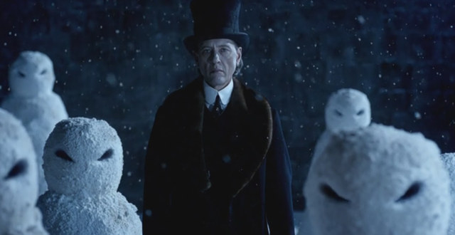 """, Doctor Who – Weihnachtsspecial: """"The Snowmen"""""""