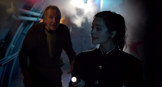 ", Doctor Who – 7.09 – ""Cold War"" Review"