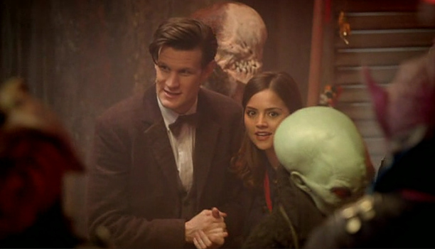 """, Doctor Who – 7.08 – """"The Rings Of Akhaten"""" Review"""