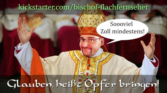 """, Also sprach Klapathustra: Zukunftus-Predigt (4) zu """"Geld und die Kirche"""""""