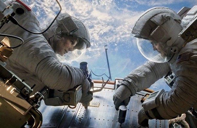 """, """"Gravity"""" – Jetzt schwebt das Review ein."""