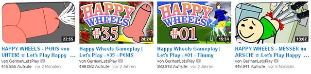 youtube, Dumpf is back! – YouTube Deutschland im Bann des Blöden