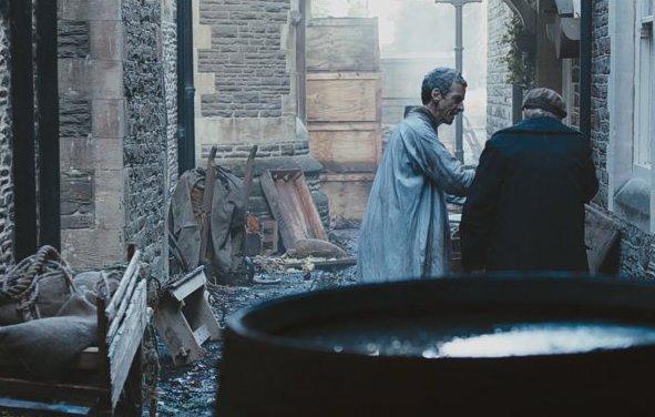 ", Peter Capaldis ""Doctor Who"" – Das große Charakter-Review zu 8.01 und 8.02"