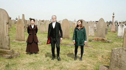 ", ""Doctor Who"" – Reviews der Episoden 8.07 bis 8.12"