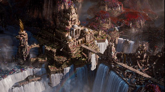 """, """"Jupiter Ascending"""" – Review zur Modenschau der Eitelkeiten"""