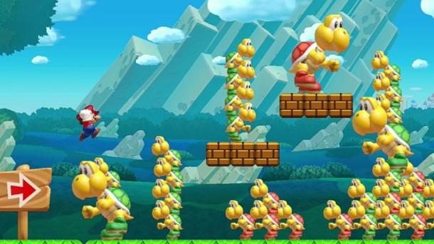 """Super Mario Maker Review, Ein Traum wird feucht: """"Super Mario Maker"""" ist da!"""