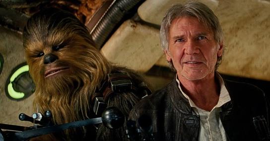 , Star Wars: Das Erwachen der Macht. – Klapos Erwachen macht Krach.