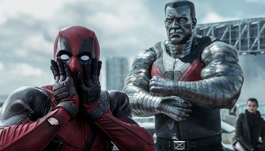 """, """"Deadpool"""" – Die Kritik am anderen Ende des Klostopfers"""