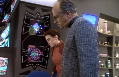 ", Star Trek DS9 – 1.04 – ""Babel"" Review"