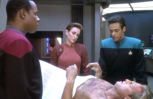 """, Star Trek DS9 – 1.03 – """"Die Kon-Mahr"""" Review"""