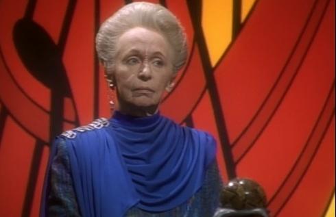 """, Star Trek DS9 – 1.07 – """"Der Fall Dax"""" Review"""