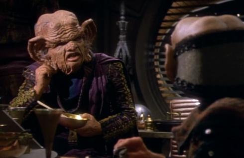 ", Star Trek DS9 – 1.10 – ""Die Nachfolge"" Review"