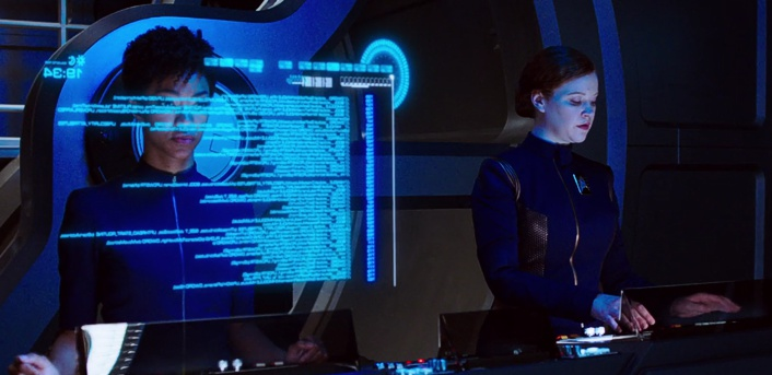 ", ""Star Trek Discovery"" – 1.03 – ""Context is for Kings"" – Kritik"