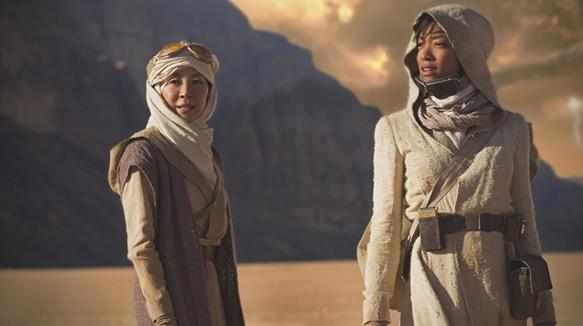 ", Star Trek Discoverys ""Michael Burnham"" – Ein Charakter-Review"