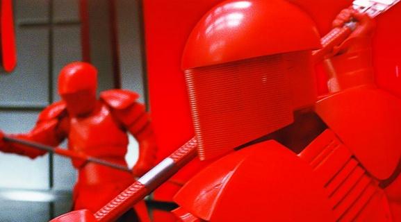 """, """"Star Wars VIII – Die letzten Jedi"""" – Das hinterletzte Review"""