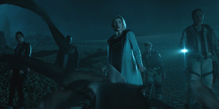 """, Doctor Who – 11.02 – """"The Ghost Monument"""" – Kritik"""