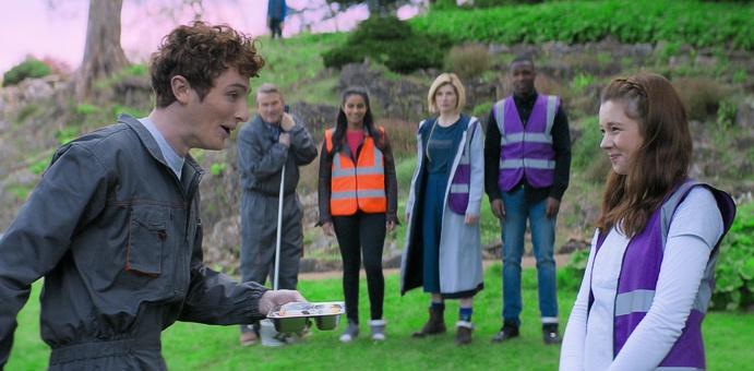 ", Doctor Who – 11.07 – ""Kerblam!"" – Kritik"