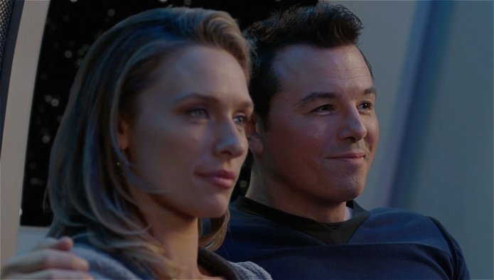 ", The Orville – 2.04 – ""Nothing Left On Earth Excepting Fishes"" – Kritik"