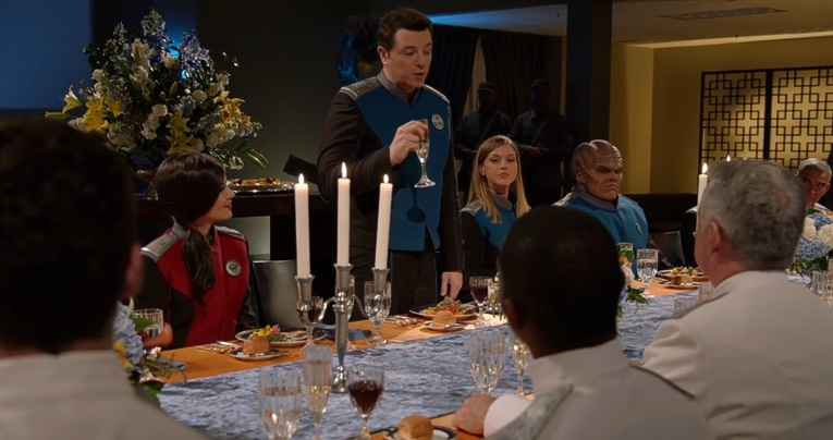 ", The Orville – 2.05 – ""All the World is Birthday Cake"" – Kritik"