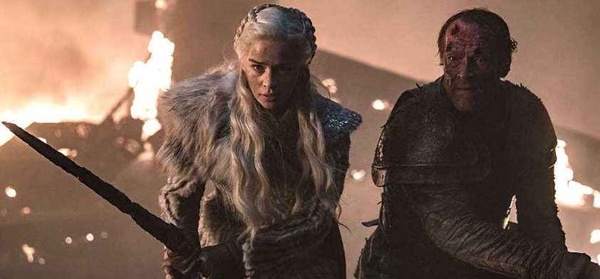 ", Game Of Thrones – 8.03 – ""The Long Night"" – Kritik"