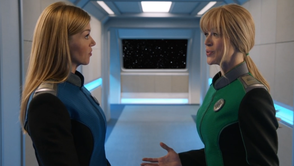 ", The Orville – 2.13 – ""Tomorrow, And Tomorrow, And Tomorrow"" – Kritik"