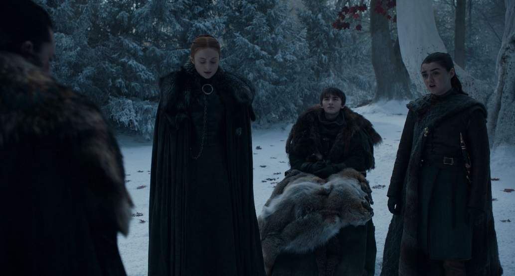 "last of the starks, Game Of Thrones – 8.04 – ""The Last Of The Starks"" – Kritik"