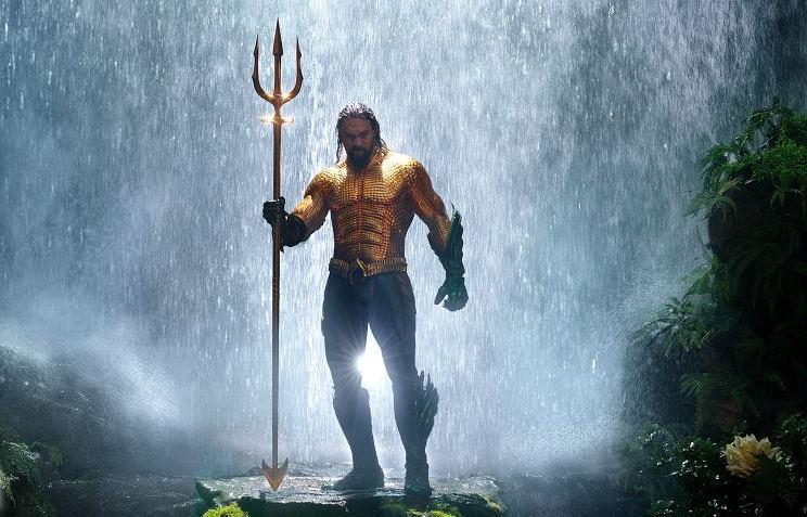 ", ""Aquaman"" – Tausche Review gegen 'ne Kiste Wasser!"