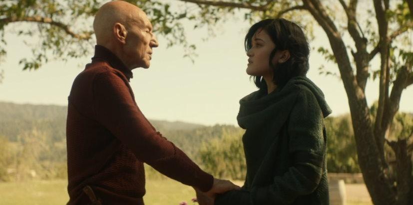 ", Star Trek Picard – Kritik zu Folge 1.01: ""Gedenken"""