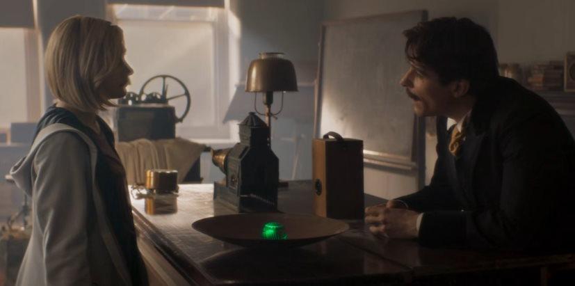 , Doctor Who – 12.04 – Nikola Teslas's Night Of Terror – Kritik
