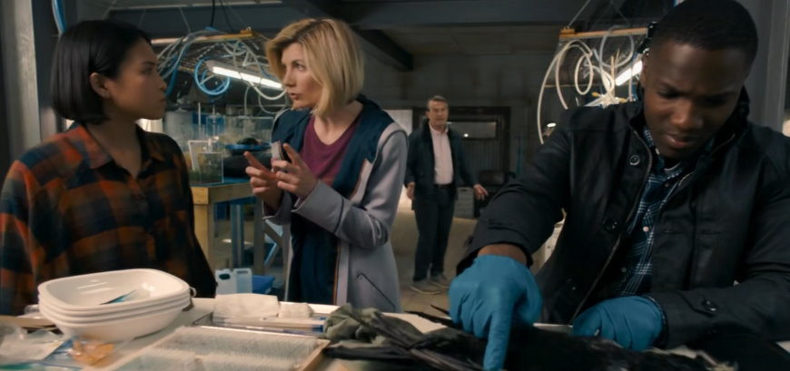 , Doctor Who – 12.06 – Praxeus – Kritik