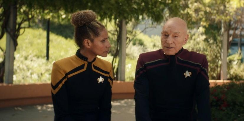 ", Star Trek Picard – Kritik zu Folge 1.03 – ""Das Ende ist der Anfang"""