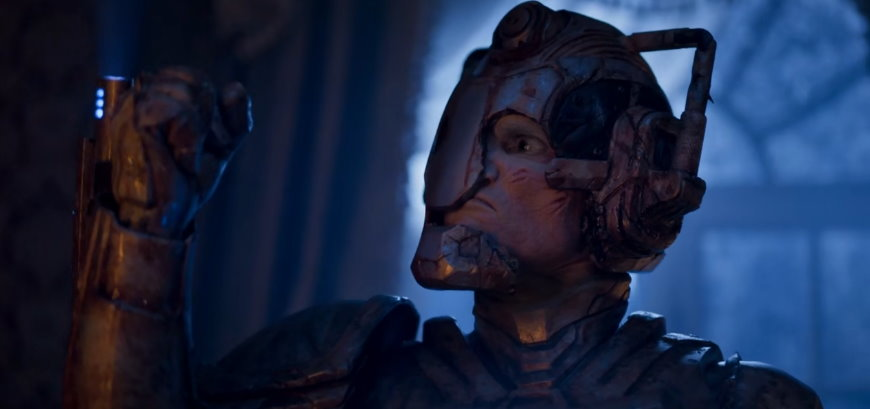 , Doctor Who – 12.08 – The Haunting Of Villa Diodati – Kritik