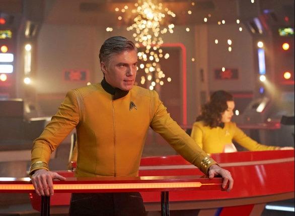 """strange new worlds drehbücher, Leaks: Drehbücher zu """"Star Trek – Strange New Worlds"""" entdeckt!"""