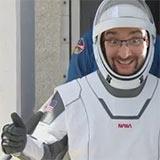 spacex dragon, Rocket, Mann! – Astronauten erstes Mal von Privatunternehmen hochgeschossen