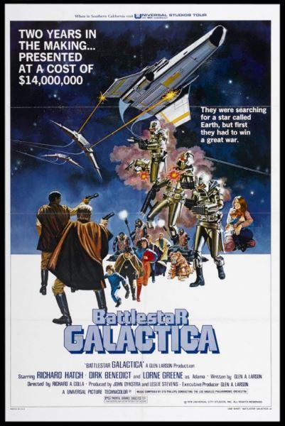 , Kampfstern Galactica (TOS, 1978) – Ein Gastreview