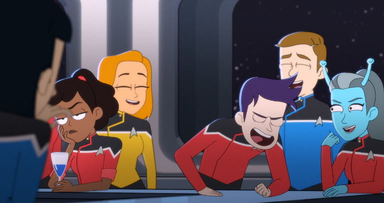", ""Star Trek – Lower Decks"" – Review der ersten beiden Folgen"