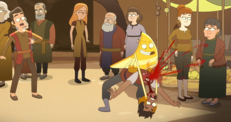 """, """"Star Trek – Lower Decks"""" – Review der Folgen 6+7"""