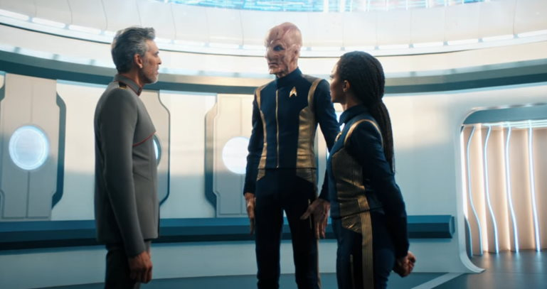 ", ""Star Trek – Discovery"", Kritik zu 3.05, ""Die Trying"""