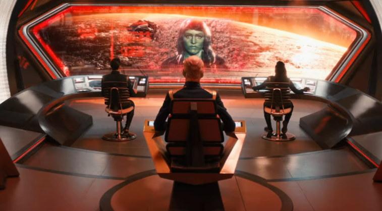 ", ""Star Trek – Discovery"", Kritik zu 3.08, ""The Sanctuary"""