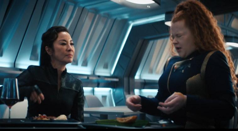 ", ""Star Trek – Discovery"", Kritik zu 3.09, ""Terra Firma"", Teil 1"