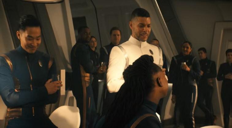 ", ""Star Trek – Discovery"", Kritik zu 3.10, ""Terra Firma"", Teil 2"