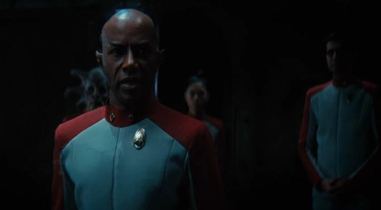 ", ""Star Trek – Discovery"", Kritik zu 3.11, ""Su'Kal"""