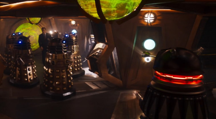 ", Doctor Who – Christmas-Special: ""Revolution Of The Daleks"""