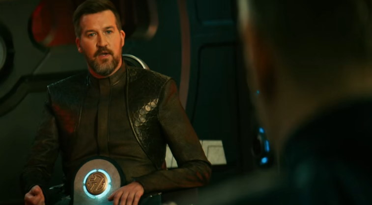 ", ""Star Trek – Discovery"", Kritik zu 3.12, ""There Is A Tide…"""