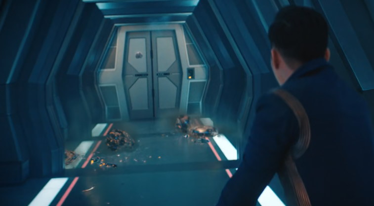 ", ""Star Trek – Discovery"", Kritik zu 3.13, ""That Hope Is You II"""