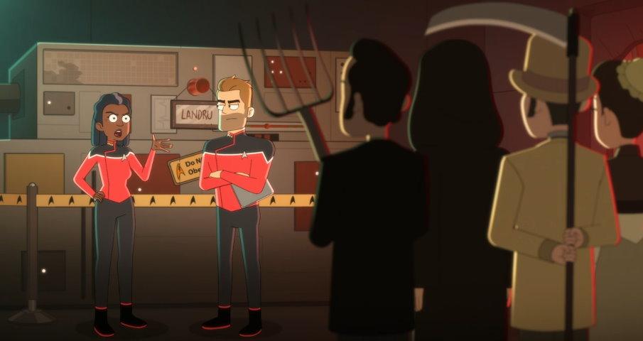 ", ""Star Trek – Lower Decks"" – Review der Folge 1.10"